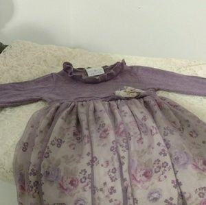ISIS & IVY little girl's dres